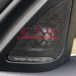 Harman kardon audio system-Car audio upgrade(Mercedes-Benz burmester