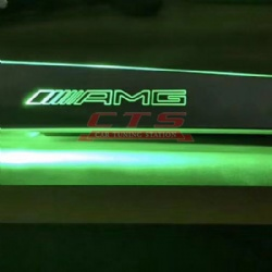 Co-Pilot AMG LOGO Led Panel
